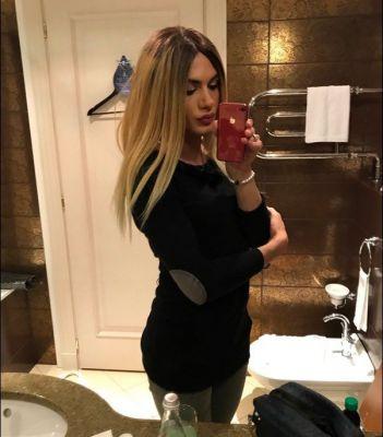 Самая маленькая проститутка Транс Анжелика, доступна 24 7