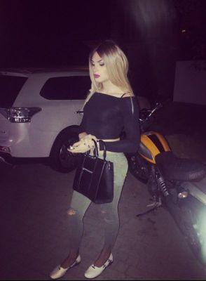 Дешевая проститутка Транс Анжелика, рост: 180, вес: 70, закажите онлайн