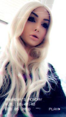 ВИП проститутка Маша транс , рост: 165, вес: 50