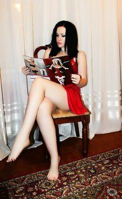 Заказать проститутку от 1200 грн. в час (Катя, 21 лет)