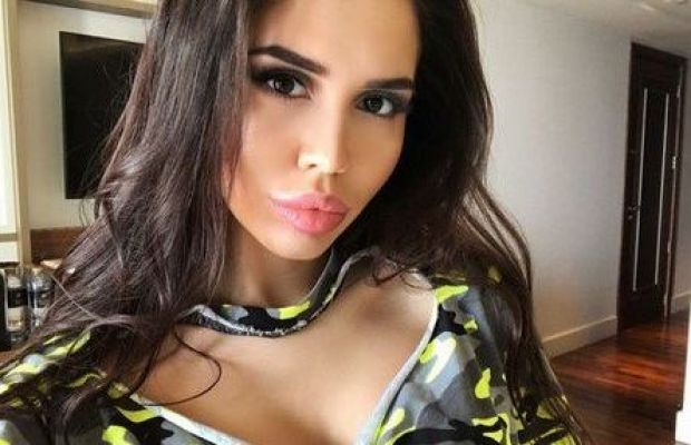 Молодая проститутка Карина, фото