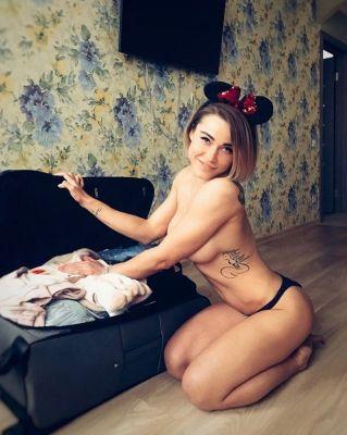 Катюша - индивидуалка БДСМ, 25 лет