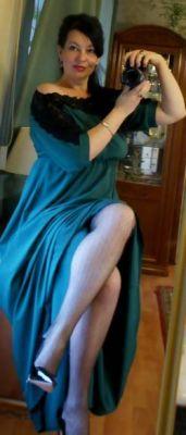 Ира ДАМА с ХАРИЗМОЙ - украинка проститутка, 42 лет, работает 24 7