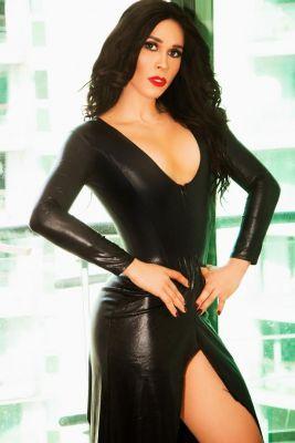 Багира транс, рост: 172, вес: 62 — проститутка с аналом