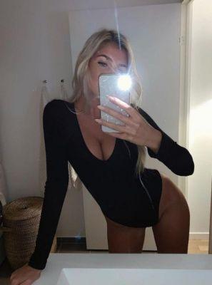 Элла гарантирует невероятный секс после массажа