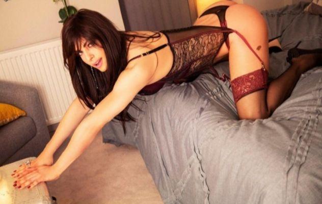 зрелая проститутка Камилла Транс