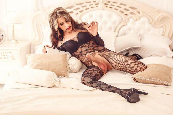 Карина Транс, фото с сайта sexokiev.me