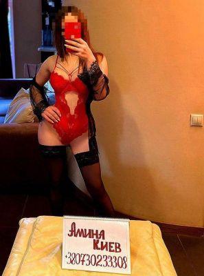 Амина, тел. 380730233308 — проститутка для стриптиза, г. Киев