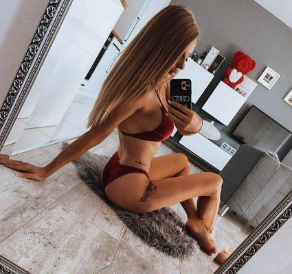 Катюша — проститутка для девушек от 2500 грн. в час