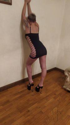 Таня — проститутка для девушек от 1300 грн. в час