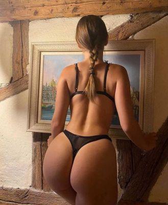 Анечка — возбуждающий массаж на sexokiev.me