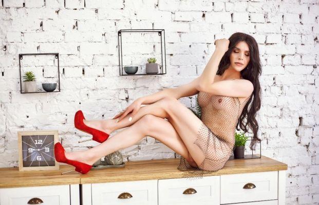 Динара  Транс — проститутка big size